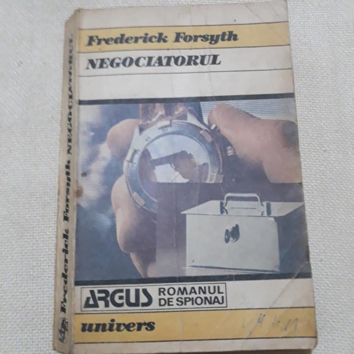 Negociatorul- Frederick Forsyth