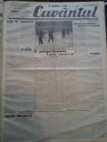 Ziare vechi - Cuvantul - Nr. 2815, 24 feb 1933, 8 pag, Racoveanu, Calugaru