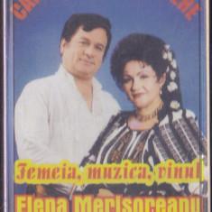 Caseta audio: Elena Merisoreanu Ion Dolanescu - Femeia, muzica, vinul - sigilata, Casete audio