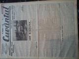 Ziare vechi - Cuvantul - Nr. 2834, 15 mar 1933, 8 pag, Perpessicius