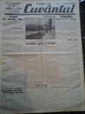 Ziare vechi - Cuvantul - Nr. 2799, 8 feb 1933, 8 pag, Perpessicius, Racoveanu
