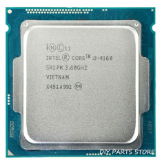 Procesor Intel Haswell Refresh, Core i3 4160 3.6GHz socket 1150, Intel Core i3, 2