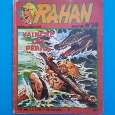 RAHAN Nr 24 - an 1981 - Reviste benzi desenate