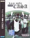 Caseta audio:  B.U.G. Mafia – Prezintă: Casa ( 2002 - originala, stare f.buna ), Casete audio