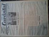 Ziare vechi - Cuvantul - Nr. 2821, 2 mar 1933, 8 pag, Nae Ionescu, I. Calugaru, Nae Ionescu