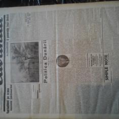 Ziare vechi - Cuvantul - Nr. 2767, 6 ian 1933, 8 pag, Mihail Sebastian, Reclame
