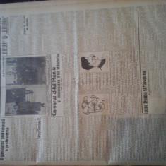 Ziare vechi - Cuvantul - Nr. 2787, 27 ian 1933, 8 pag, Perpessicius, Theodorescu
