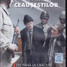 Moartea Ceaușeștilor - 3 zile pana la Craciun - Film Colectie productii romanesti, DVD, Engleza