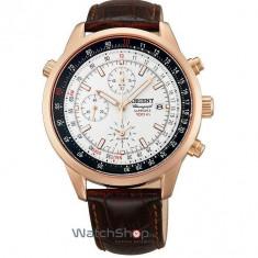 Ceas Orient SPORTY QUARTZ FTD09005W0 Cronograf - Ceas barbatesc