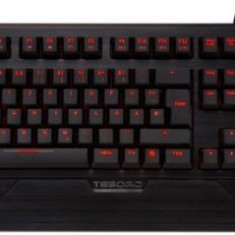 Tastatura Gaming Tesoro Durandal Ultimate G1NL Mecanica, Cherry MX Black (Negru) - Tastatura PC