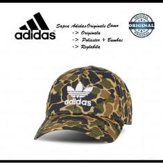 Sapca Adidas Originals Camo - Originala - Reglabila - Poliester - Detalii anunt - Sapca Barbati Adidas, Marime: Marime universala, Culoare: Din imagine