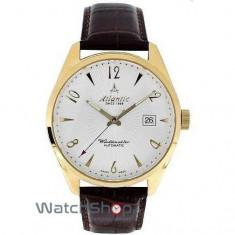 Ceas Atlantic WORLDMASTER 51752.45.25G Art Deco Automatic - Ceas barbatesc