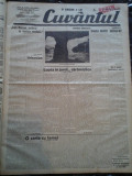Ziare vechi - Cuvantul - Nr. 2823, 4 mar 1933, 8 pag, De vorba cu voevodul Mihai