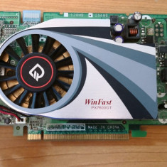 Placa Video WinFast PX7600 GT TDH PCIe (40640) - Placa video PC, PCI Express, 256 MB, nVidia