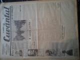 Ziare vechi - Cuvantul - Nr. 2785, 25 ian 1933, 8 pag, Racoveanu, I. Calugaru