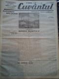 Ziare vechi - Cuvantul - Nr. 2807, 16 feb 1933, 8 pag, Nae Ionescu, M. Sebastian, Nae Ionescu