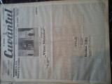 Ziare vechi - Cuvantul - Nr. 2803, 12 feb 1933, 8 pag, Nae Ionescu, I. Calugaru