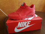 Nike Airmax 90 Hyperfuse Indepence Day, 41, Rosu