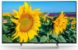 Televizor LED Sony 109 cm (43inch) KD43XF8096BAEP, Ultra HD 4K, X-Reality PRO, Smart TV, Android TV, WiFi, CI+, 108 cm