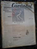 Ziare vechi - Cuvantul - Nr. 2764, 2 ian 1933, 20 pag, Mihail Sebastian, Reclame