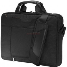 "Geanta Laptop Everki Lunar Briefcase 15.6"" (Neagra)"