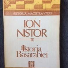 Ion Nistor - Istoria Basarabiei -16 - Carte Istorie
