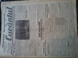 Ziare vechi - Cuvantul - Nr. 2847, 28 mar 1933, 4 pag, Editie Speciala
