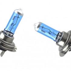 Set Becuri halogen imitatie xenon H11 55w 12v COD (32-2), Becuri auto H11