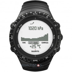 Ceas Suunto CORE SS014809000 Regular Black - Ceas barbatesc