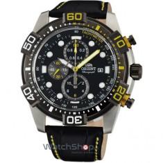 Ceas Orient SPORTY FTT16005B0 Cronograf - Ceas barbatesc