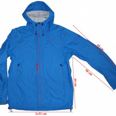 Geaca ploaie Vaude, Ceplex Active, barbati, marimea 52(L) - Imbracaminte outdoor Vaude, Marime: L, Jachete