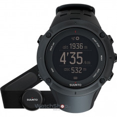 Ceas Suunto OUTDOOR AMBIT3 PEAK BLACK (HR) - Ceas barbatesc