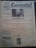 Ziare vechi - Cuvantul - Nr. 2806, 15 feb 1933, 8 pag