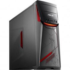 Sistem desktop Asus G11DF-RO007D AMD Ryzen 5 1400 8GB DDR4 1TB HDD AMD Radeon RX 480 4GB Black