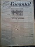 Ziare vechi - Cuvantul - Nr. 2843, 24 mar 1933, 8 p, Perpessicius, M. Sebastian