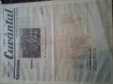 Ziare vechi - Cuvantul - Nr. 2811, 20 feb 1933, 8 pag, Titu Devechi, Racoveanu