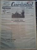 Ziare vechi - Cuvantul - Nr. 2818, 27 feb 1933, 8 pag, Racoveanu, M. Sebastian