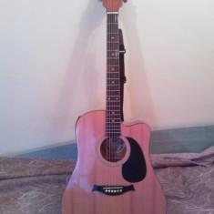 Chitara electro acustica, Hora, asimetrica - Chitara acustica Reghin