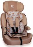 Scaun auto copii Lorelli Navigator 9-36kg, Beige Cute Bears 2018 (Bej)