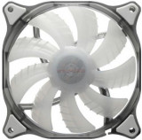 Ventilator Cougar Dual-X CFD series, 140mm (LED Alb)
