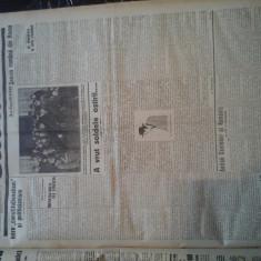 Ziare vechi - Cuvantul - Nr. 2771, 11 ian 1933, 8 pag, Theodorescu, Racoveanu