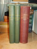 DIMITRIE ALEXANDRESCO - PRINCIPIILE DREPTULUI CIVIL ROMAN ( VOL I-IV ) - 1926