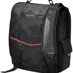 "Geanta Laptop Everki Messenger Urbanite Vertical 14.1"" (Neagra)"