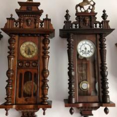Ceas de perete cu pendula 1880