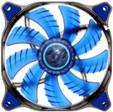 Ventilator Cougar Dual-X CFD series, 140mm (LED Albastru)