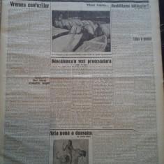 Ziare vechi - Cuvantul - Nr. 2841, 22 mar 1933, 8 pag, M. Eliade, Perpessicius