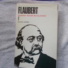Flaubert - Opere 1 - Salambo -   Doamna Bovary