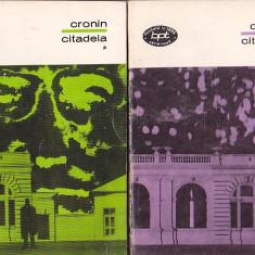CRONIN - CITADELA ( 2 VOL ) ( BPT 588-589 ) - Roman