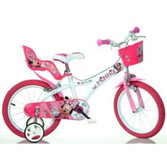 Bicicleta copii Dino Bikes 14 Minnie