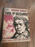 Cumpara ieftin Eduard herriot - viata lui beethoven Rd